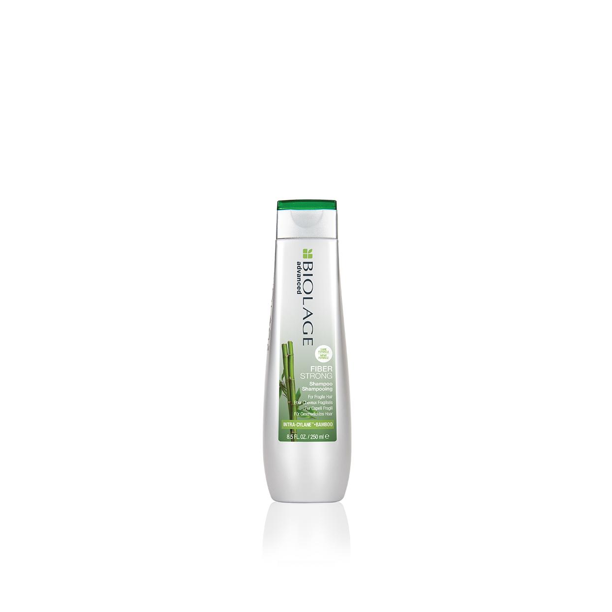 Biolage Advanced FiberStrong Fragile Hair Shampoo Strengthening Shampoo for Fragile Hair