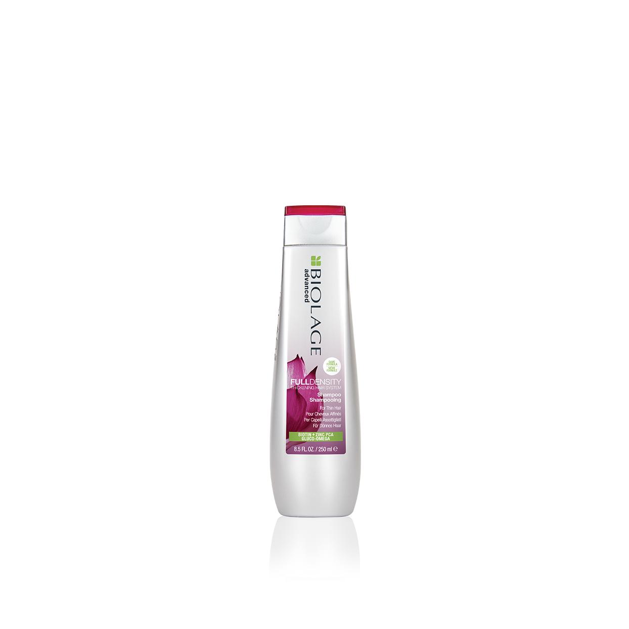 Biolage Advanced FullDensity Thin Hair Shampoo Thickening Shampoo for Thin Hair