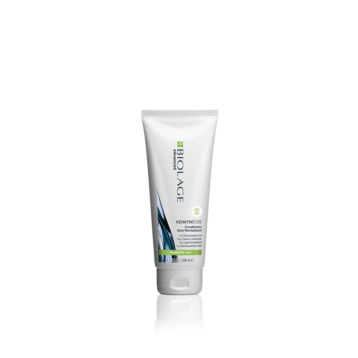 Biolage Advanced KeratinDose Damage Care Conditioner Nourishing Conditioner for Damaged Hair