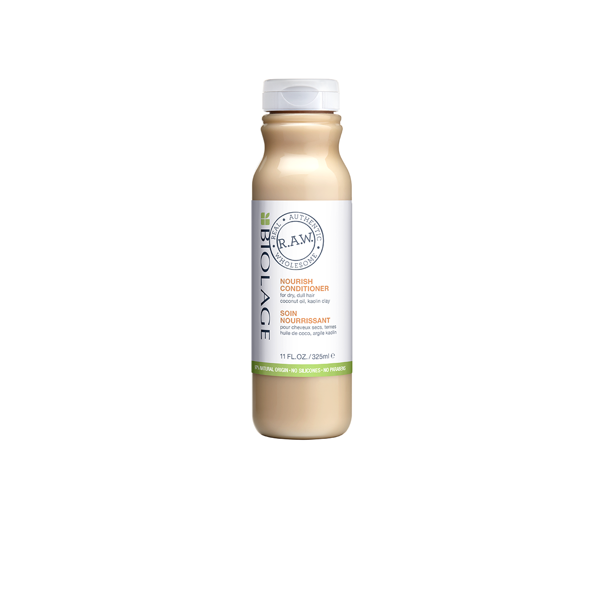 Biolage RAW Nourish Dry Hair Conditioner Natural Conditioner for Dry Hair