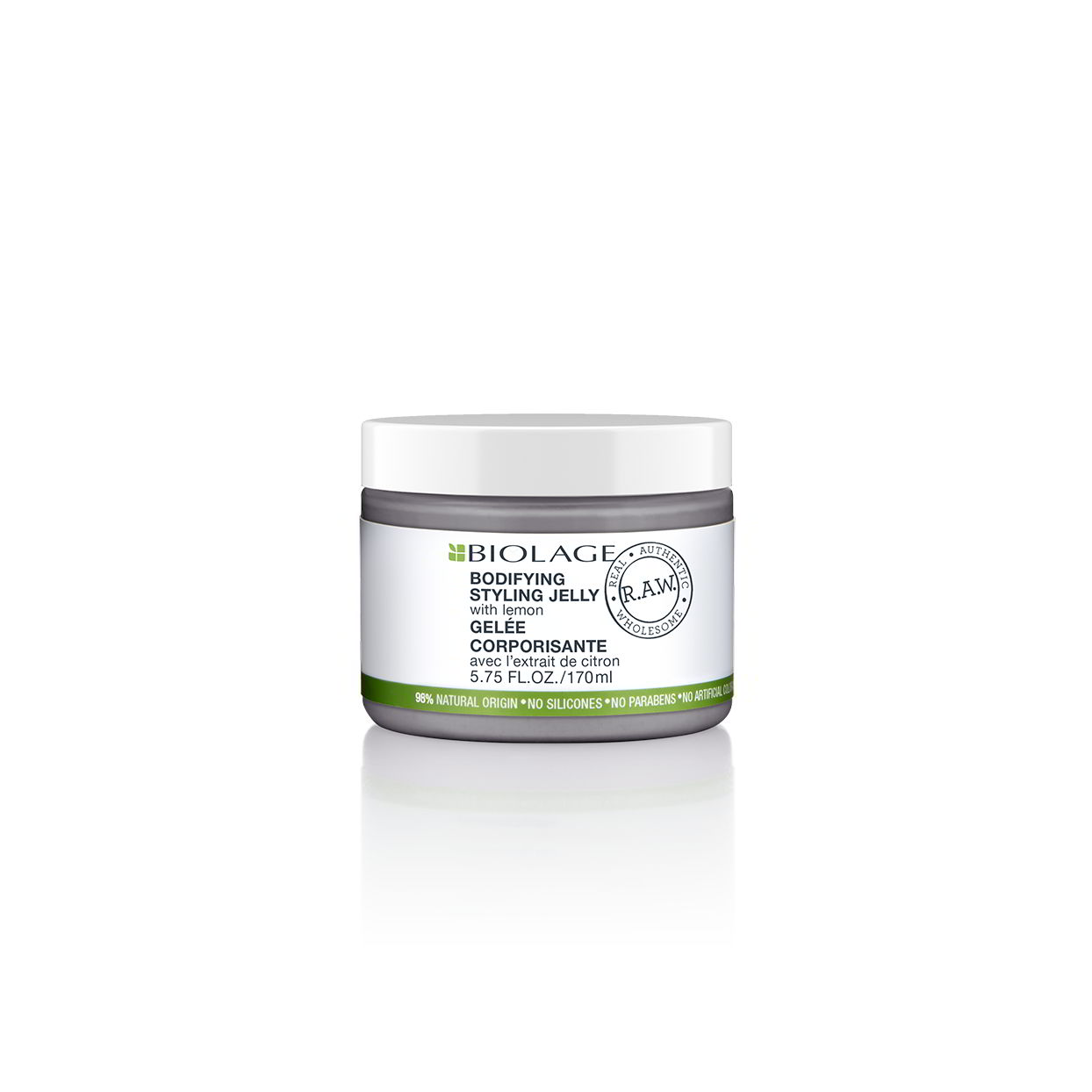 Biolage RAW Styling Natural Texturising Jelly Add Natural Texture and Volume for All Hair Types