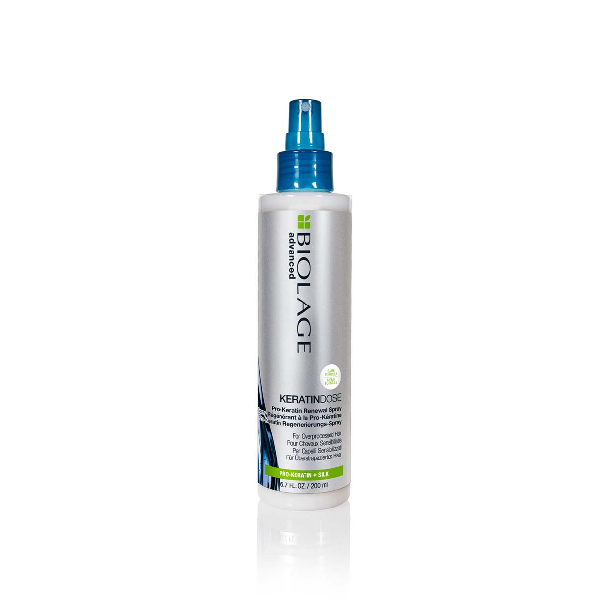 Biolage Advanced KeratinDose Damage Care Renewal Spray Nourishing Spray for Damaged Hair